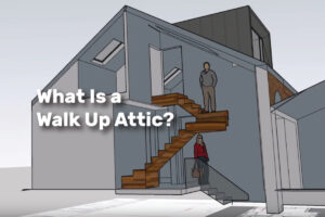 What Is a Walk Up Attic realestateke